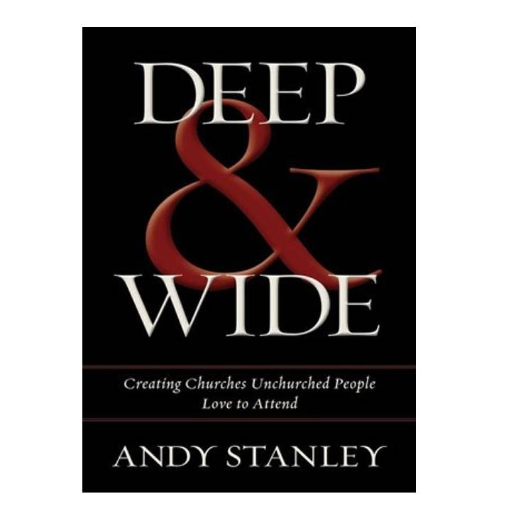 Deep and Wide (hardcover)