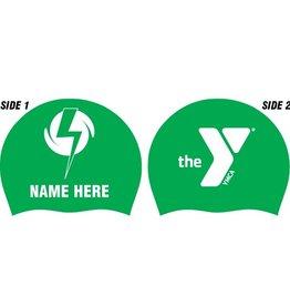 Schertz YMCA Silicone Name Caps-Pack of 2