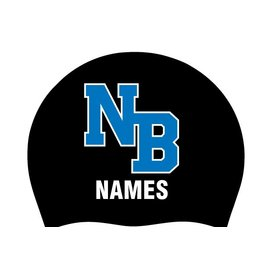 NBHS Silicone Name Caps-Pack of 2