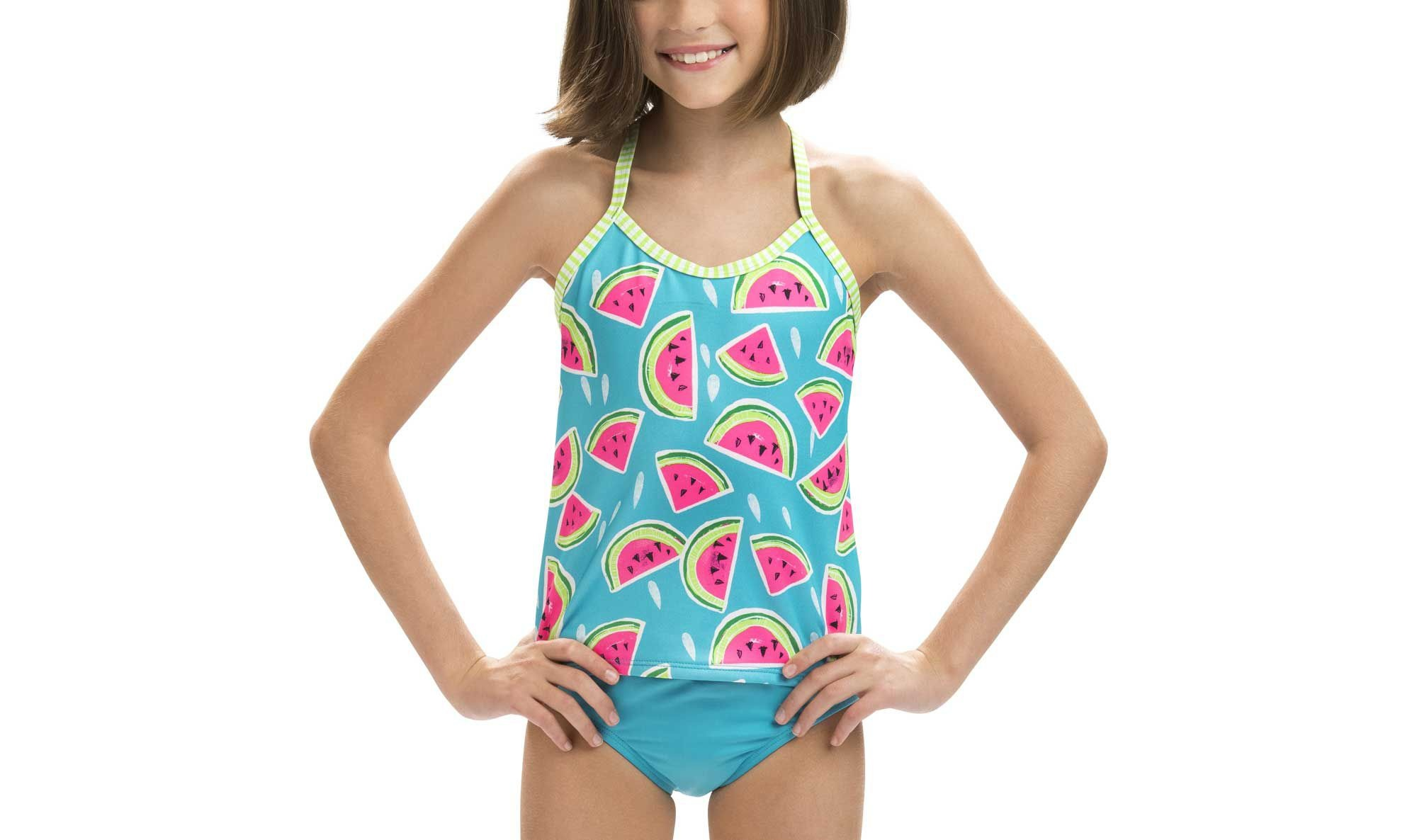 Girls Uglies Tankini