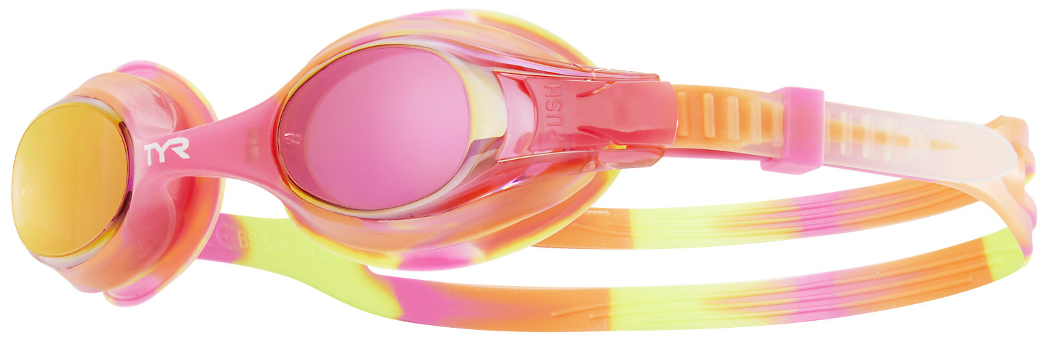 TYR Swimples™ Tie Dye Mirrored Goggle