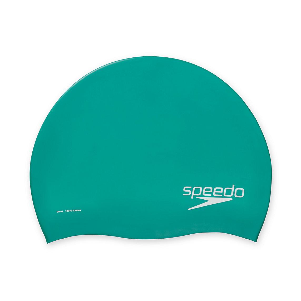Speedo Solid Silicone Cap
