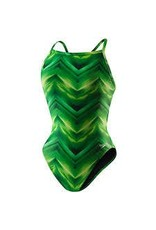 Speedo Pulse Girls / Green 24