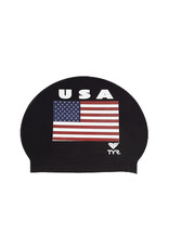 TYR USA PRINT LATEX CAPS
