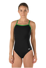 Speedo Solid Flyback Training Suit