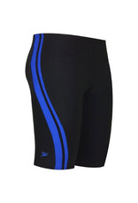 Speedo Quantum Spliced Jammer Black/Blue 22