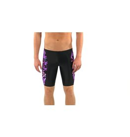 Speedo Spiral Curve Jammer / Purple 24