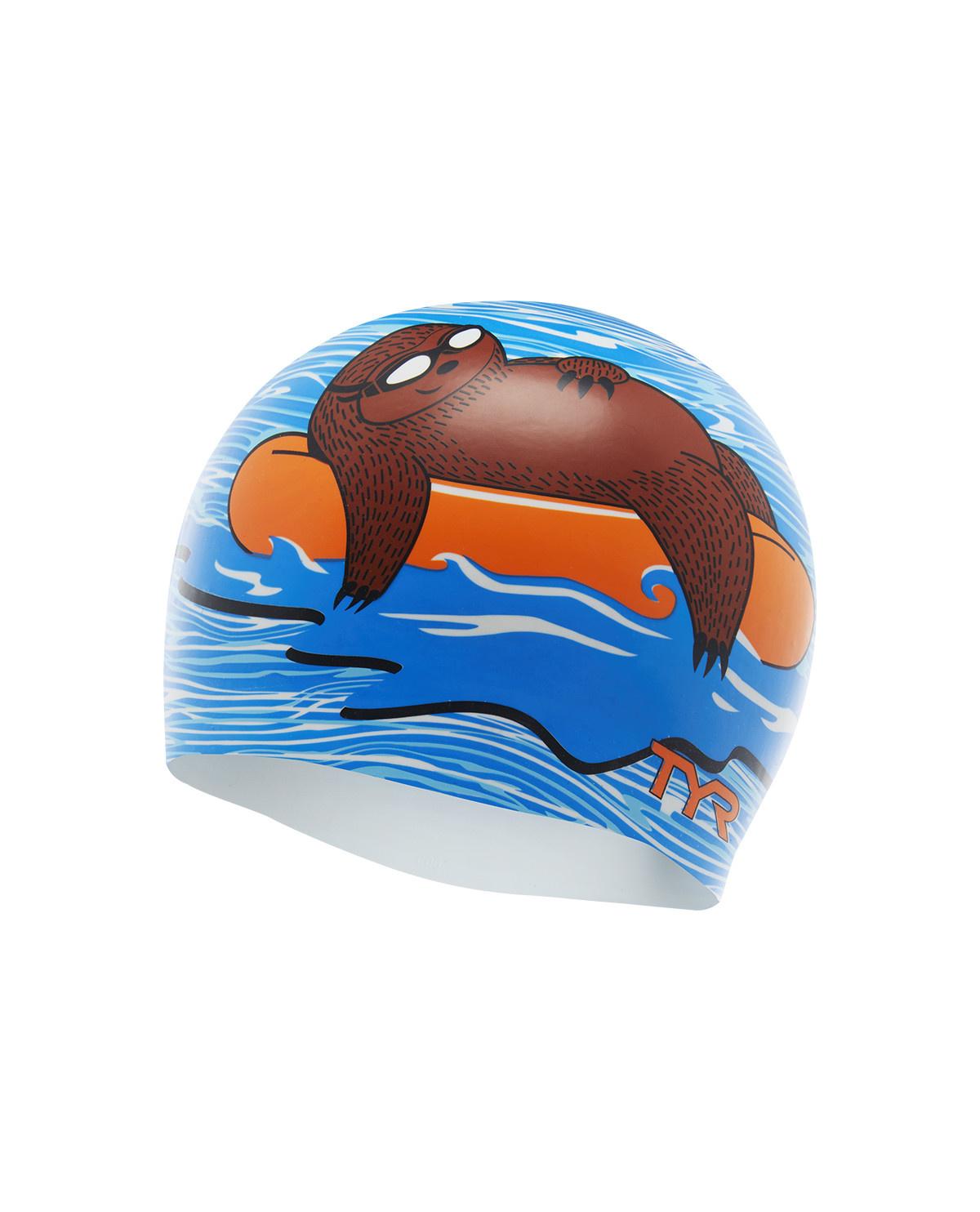 TYR Sloth Silicone Cap