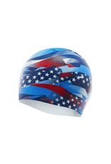 TYR USA Ribbon Silicone Cap