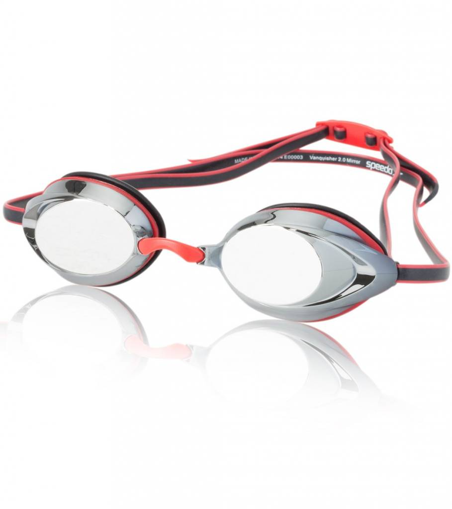 Speedo Vanquisher 2.0 Mirrored