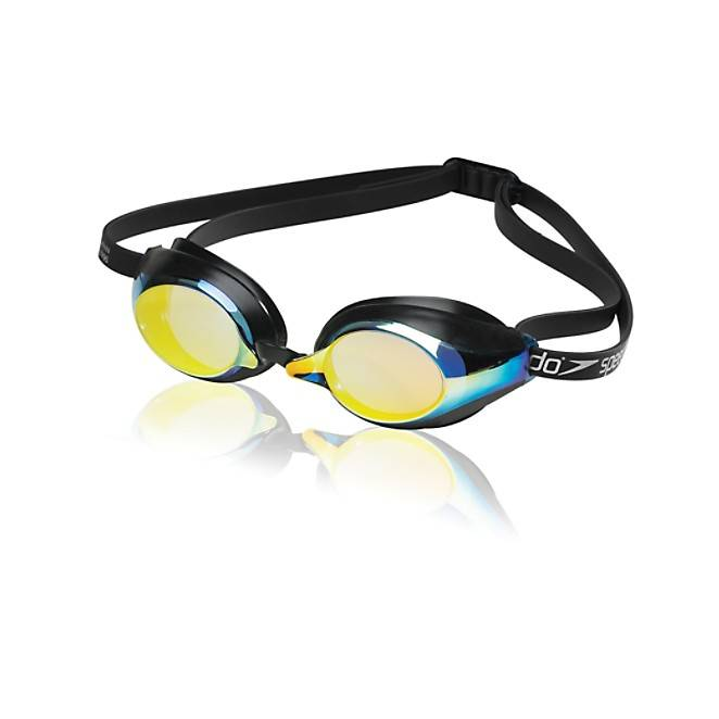 Speedo Speed Socket Mirrored Goggle