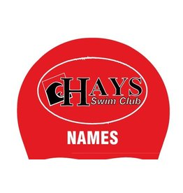 HAYS Silicone Name Caps-Pack of 2