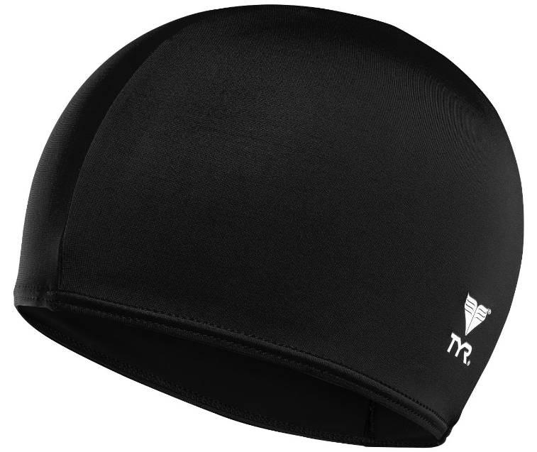 TYR Solid Lycra Cap