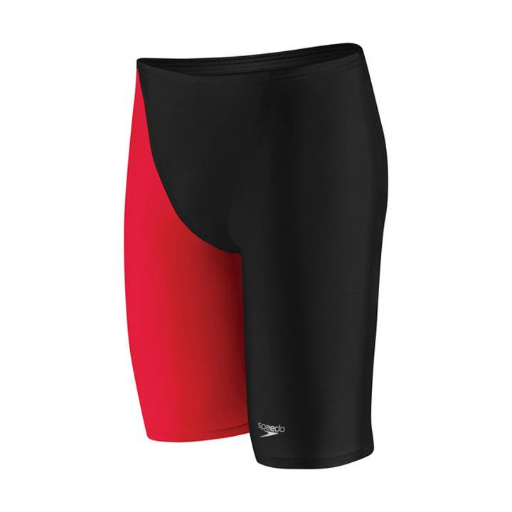 Speedo LZR Racer Elite 2 High Waist / Black/Red 27