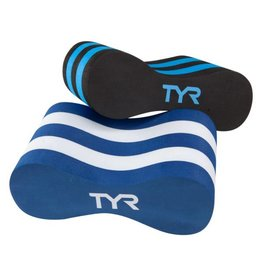 TYR Jr. Pull Float Black/ Blue