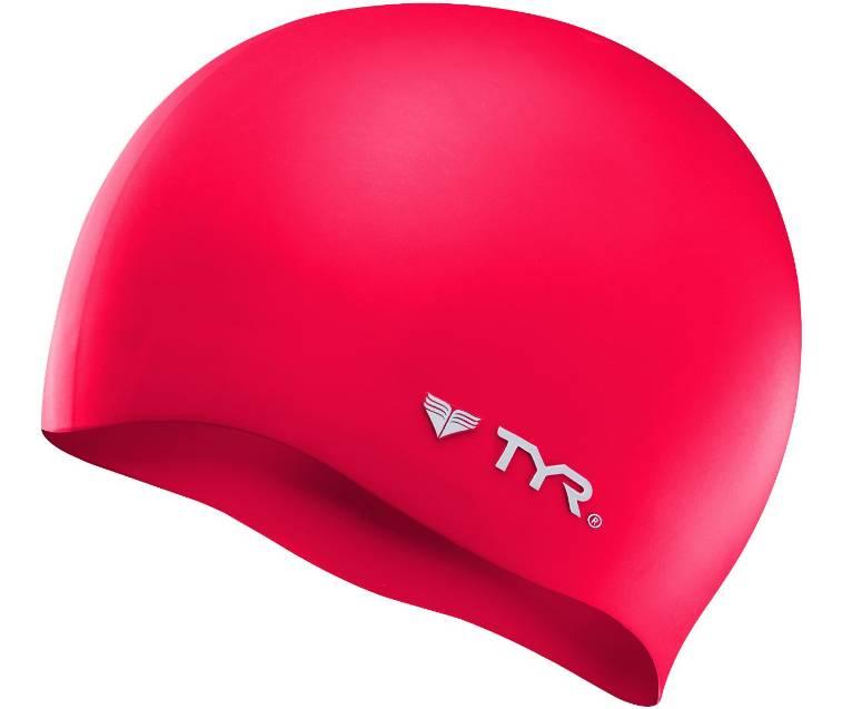 TYR Wrinkle-Free Silicone Swim Cap
