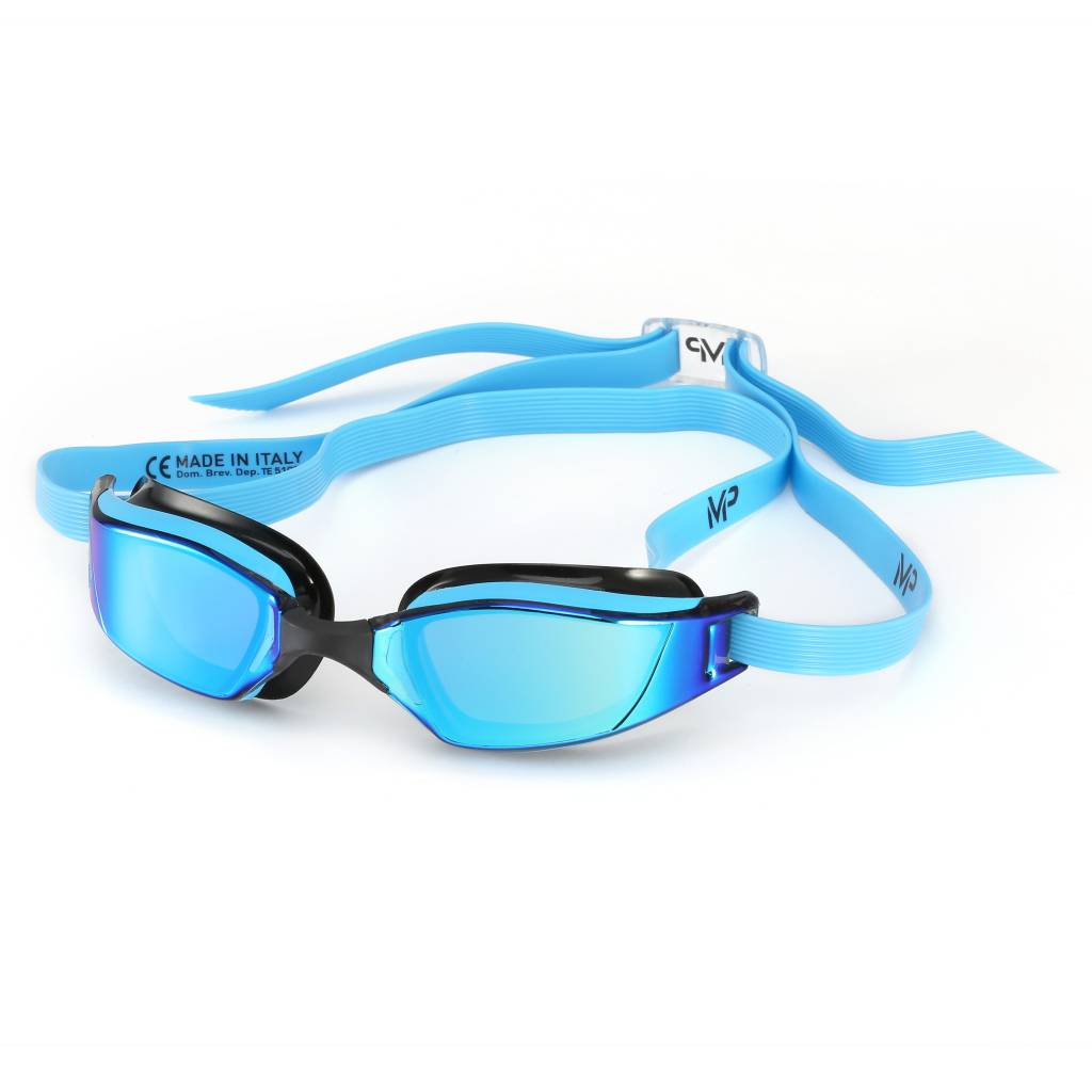 MP Xceed Titanium Mirror Goggle