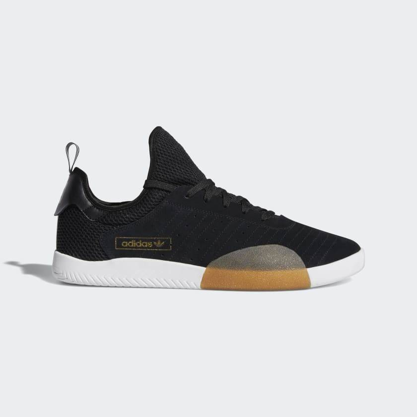 Adidas 3ST.003 Black/White/Gum