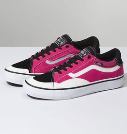 Vans Shoes Youth TNT Advanced Prototype Black/Magneta