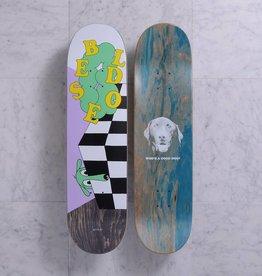 Quasi Skateboards Bella (Lavender) 8.25