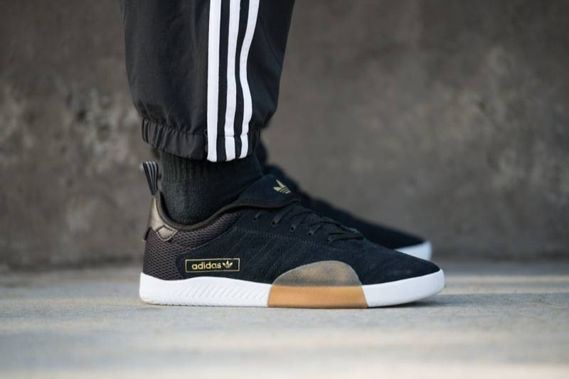 Adidas 3ST.003 Black/White/Gum