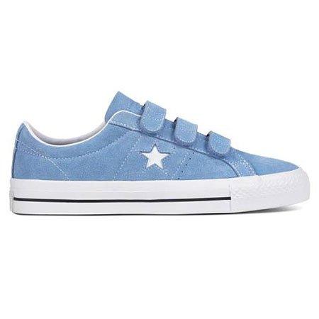 0cb85853706b One Star Pro 3V OX Light Blue Navy White - APB Skateshop LLC.