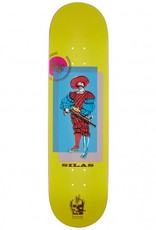 Habitat Skateboards Silas Human Nature 8.25