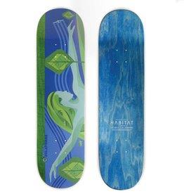 Habitat Skateboards Delatorre Creatress 8.5