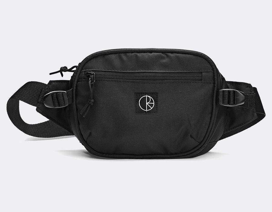 Polar Skate Co. Cordura Hip Bag Black