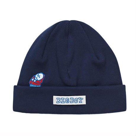 Polar Skate Co. Big Boy Beanie Navy