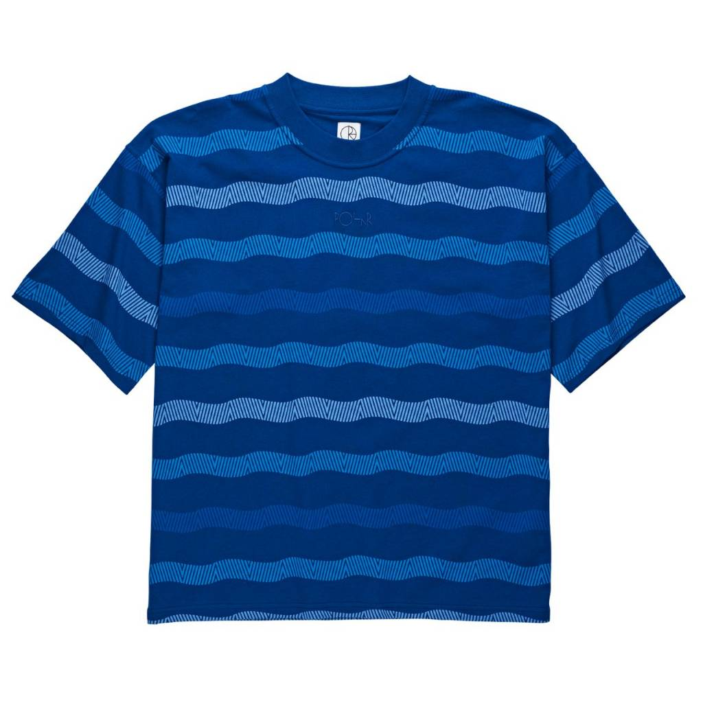 Polar Skate Co. Wavy Surf  Dark Blue