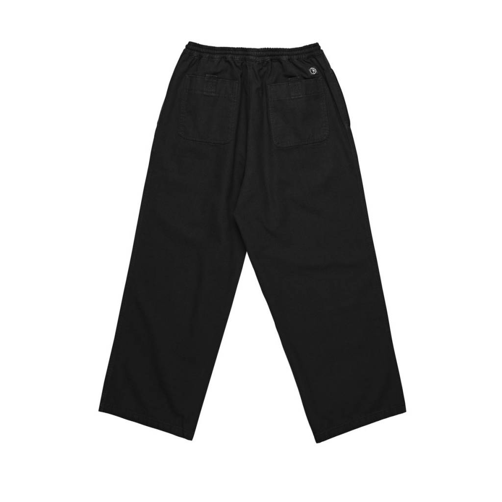 Polar Skate Co. Karate Pants Black