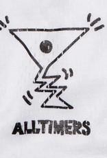 ALLTIMERS Action Logo Mesh Short White