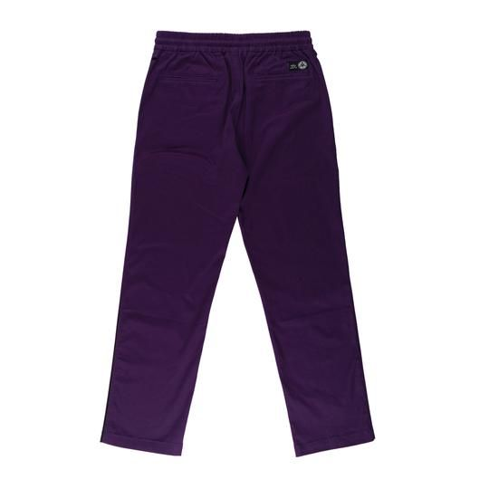 Welcome Skateboards Dark Wave Split-Color Pant Black/Grape