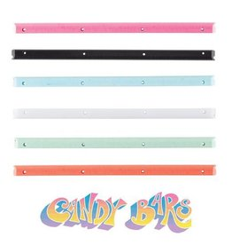 Welcome Skateboards Candy Bar Rails White