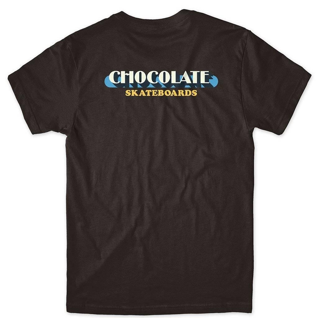 Chocolate Skateboards Soul Funk Chocolate Tee