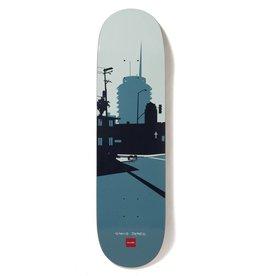 "Chocolate Skateboards Perez City Series 8.375"""