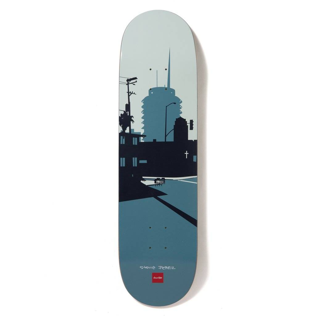 Chocolate Skateboards Perez City Series 8.375""