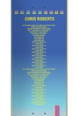 Chocolate Skateboards Roberts Liner Notes 8.0""
