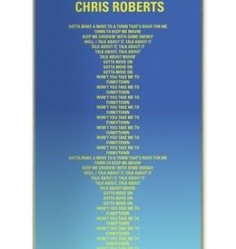 """Chocolate Skateboards Roberts Liner Notes 8.0"""""""