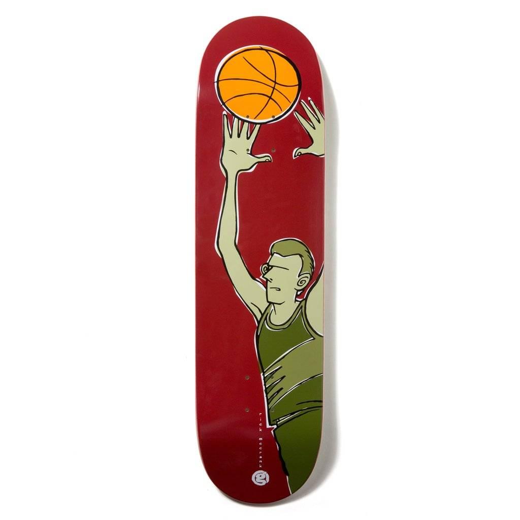 "Girl Skateboard Company McCrank Jenks Basketball 8.37"""
