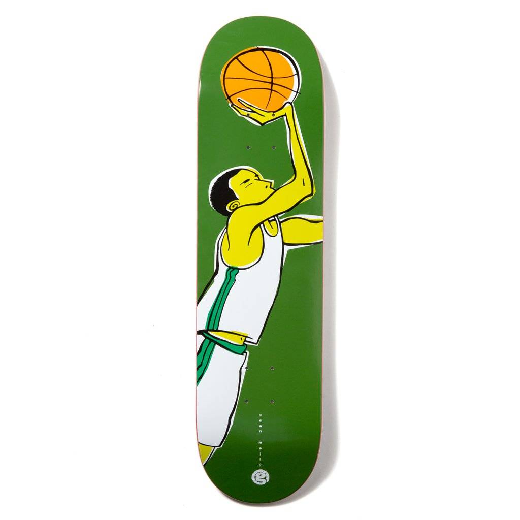 Girl Skateboard Company Malto Jenks Basketball 8.25""