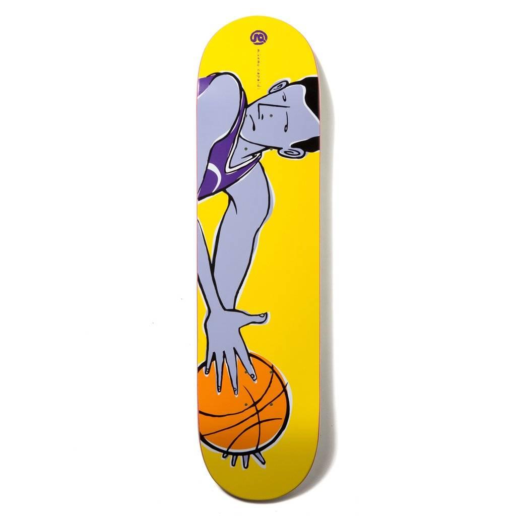 "Girl Skateboard Company Mike Mo Jenks Basketball 8.0"""