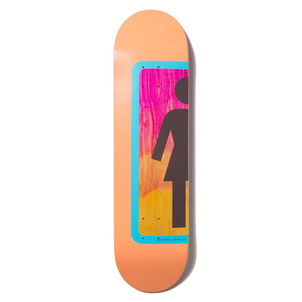 Girl Skateboard Company Mike Mo Ombre OG 8.12""