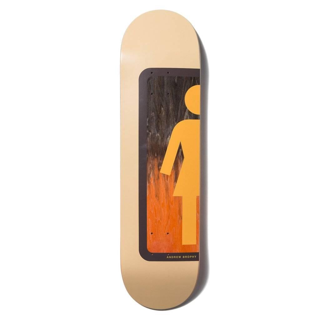 """Girl Skateboard Company Brophy Ombre OG 8.12"""""""