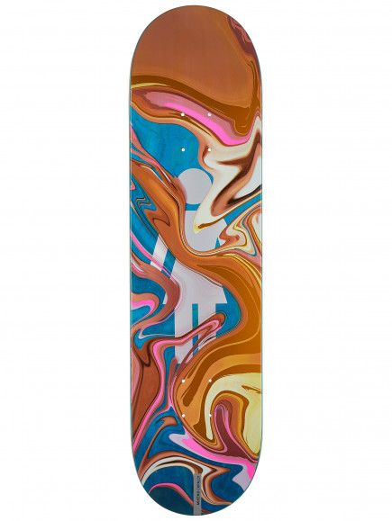 Girl Skateboard Company Mike Mo Oil Slick 8.12""