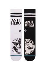 Stance Socks AntiHero Black L