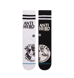 Stance Socks AntiHero Black L