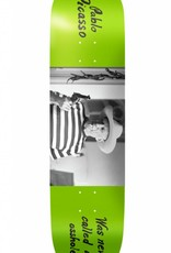 Lovesick Skateboards Not Like You Green 8.5""