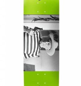 "Lovesick Skateboards Not Like You Green 8.5"""